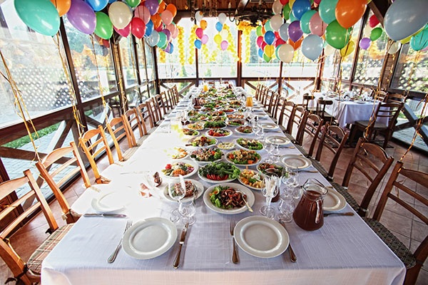 Lovecatering Parties: Surprise Parties