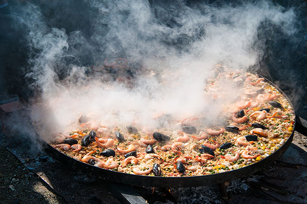 Lovecatering Food: Paella